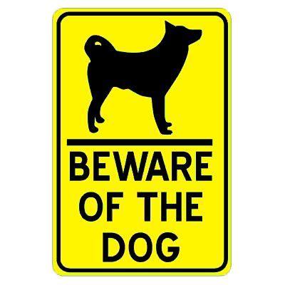 Beware of the dog literary response and analysis
